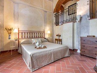La casa del Pittore, sulle colline di Fifrenze, Florencia