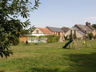 gite près  Mont Saint Michel Saint Malo Granville, Macey