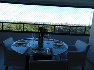 Salvador Luxury Penthouse 4bed views to sea & park