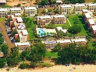 Beach apartment, San Juan