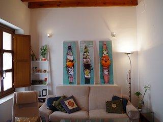 Apartamento dos dormitorios céntrico y acogedor., Siviglia