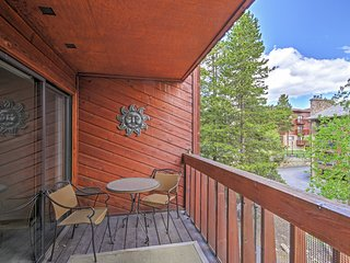 NEW! 2BR Breckenridge Condo w/Hot Tub Access!