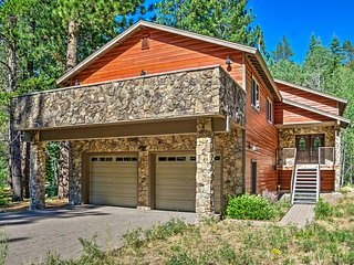 'Finley's Place' 5BR S. Lake Tahoe Home Near Skiing