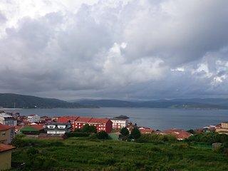 Ático en la costa de Fisterra en urbanización priv