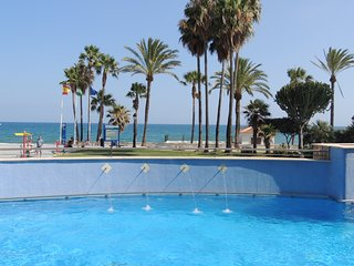 San Pedro, Marbella Beach Front Apartment