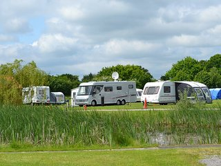 Wagtail Park Touring Caravan Park and Fishing Lake, Huntington