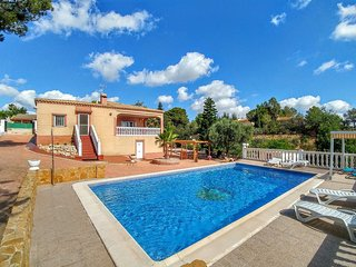Villa with private pool near Monserrat/ Valencia, Turís