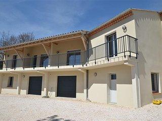 maison haut de spec avec une vue imprenable à Couiza