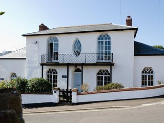 'Lyndale' 18th century family home., Budleigh Salterton