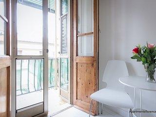 Fiesole Balcony