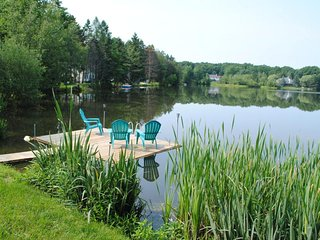 Charming Lake Front home, (near Kalahari), Mount Pocono