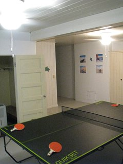 Game Room 2 with Ping Pong Table
