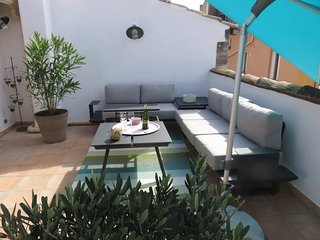 1300sqft village house South rooftop large terrace, St-Rémy-de-Provence