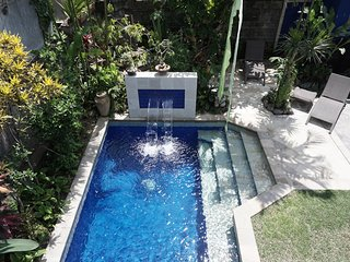 Angel House Ubud: Boutique B&B; Lumbung Suite Double bed., Mas