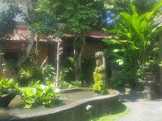 Villa Cantik, Peliatan