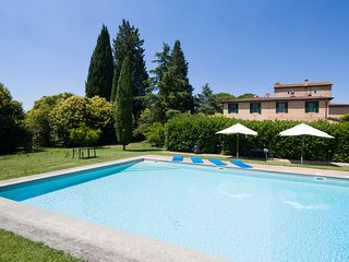 Vacation Rental at Abbadia di Siena in Tuscany