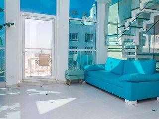 Penthouse on the beach, Jaffa