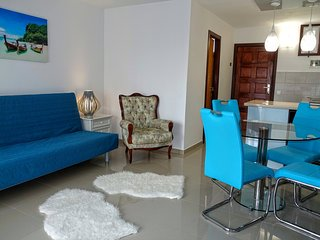 Recently modernised 1-bdr apartment with sea view, Playa de las Americas