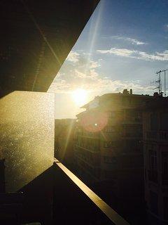 Coucher de soleil 19h