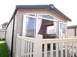 3 bed 8 Birth Brand New Holiday Home, Filey