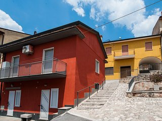 Olimpia Casa Vacanze in Irpinia - entrata San Gerardo