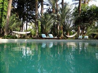 Petit paradis à la palmeraie, 5 min centre ville, Marraquexe