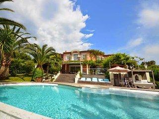 Villa Bambou, Saint-Tropez