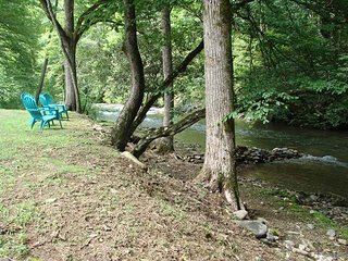 Creekside Cottage, Hayesville