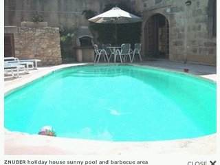 Znuber holiday villa, Gharb