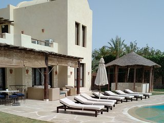 Extremely private villa/own pool - sleeps up to 9, El Gouna
