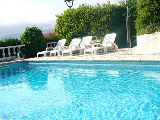 300 sqm Villa Sea View + Pool + Parking in Nice
