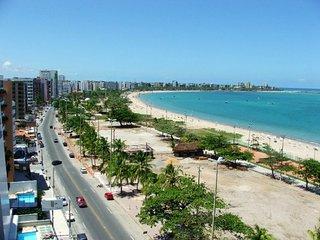 Apartamento Beira-mar na Pajuçara-Maceió