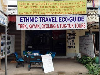 ethnic travel laos company