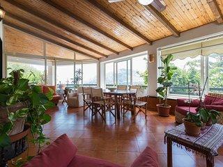 Villa Soliva - Panoramica e Vicino al mare, Mondello