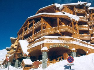 Apartment Kruger, Val Thorens