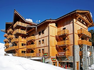 Apartment Secunda, Les Arcs