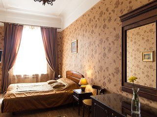 «Kluqua» apartment at Peter and Paul fortress, St. Petersburg