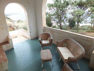 Villa Belvisi affacciata sul mare, Pantelleria