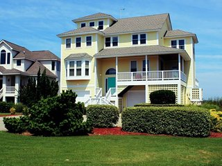 Massive 5BR w/ 7 TVs - Spinnaker Village #8, Manteo