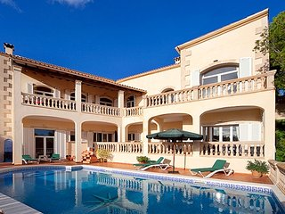 Stunning and well presented villa, Port d'Andratx