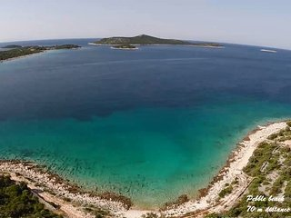 Beachfront Villa (privacy) - Sevid (nr. Trogir)