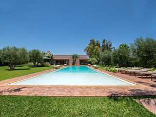 Fantastic modern villa, Marrakech