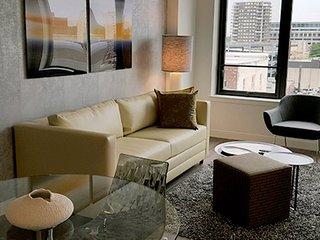 Furnished 2-Bedroom Apartment at Washington Blvd & W Park Pl Stamford