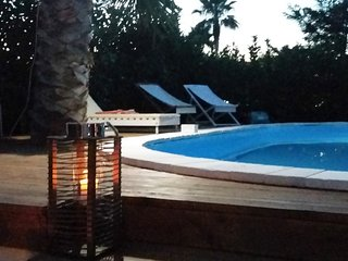 Elegante villa con piscina e solarium, Galatina