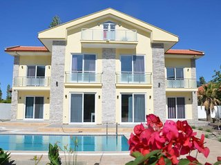 Tulip Palace villa Dalyan Turkey Luxury rooms