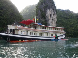 3 Days 2 Nights . Jewel cruise, Halong Bay