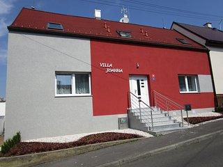 Villa Joanna, Frantiskovy Lazne