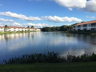 Paradise awaits! Beautiful first floor condo in Gulf Harbour Community Tamarind, Fort Myers