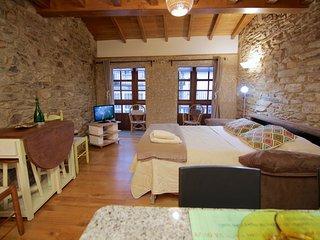 3-4 Bonito y céntrico apartamento Fogar Natural, Santiago de Compostela