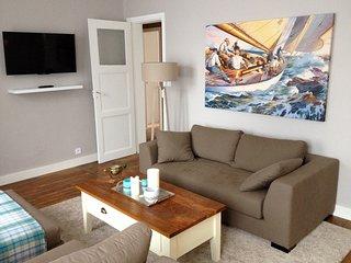 Appartement rénové 3 chambres intramuros plages, Saint-Malo